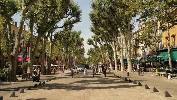 Aix-en-Provence - Agence de traduction